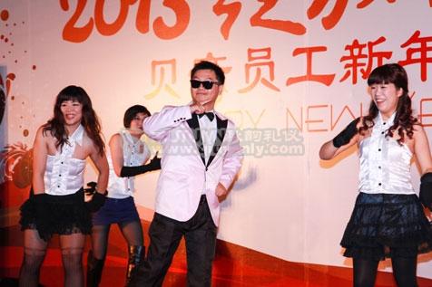 2013年公司年会主题_贝亲婴儿用品上海有限公司2013年年会